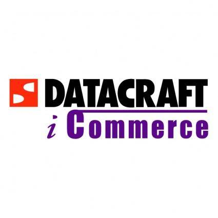 free vector Datacraft icommerce