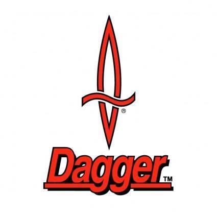 free vector Dagger