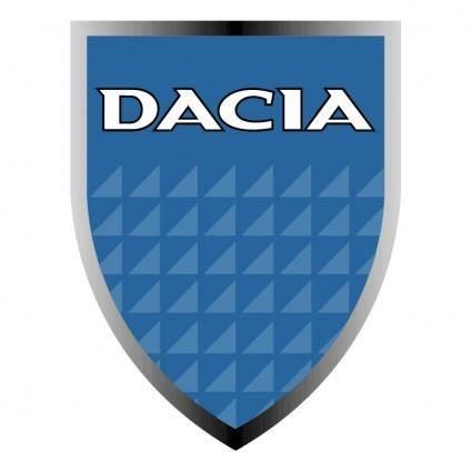 free vector Dacia 3