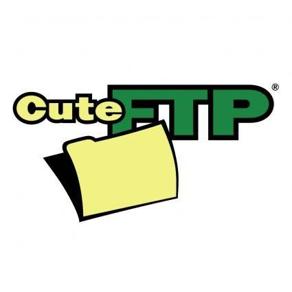 free vector Cuteftp