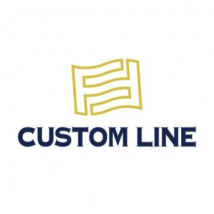 free vector Custom line