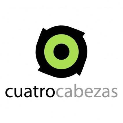 free vector Cuatro cabezas