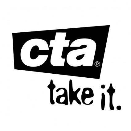 free vector Cta take it