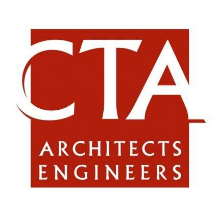 free vector Cta architects engineers