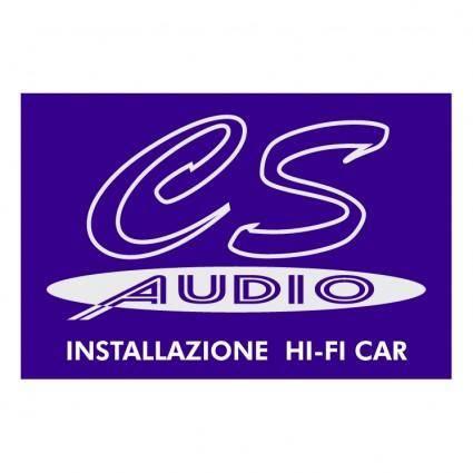 free vector Cs audio