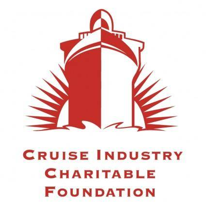 free vector Cruise industry charitable foundation