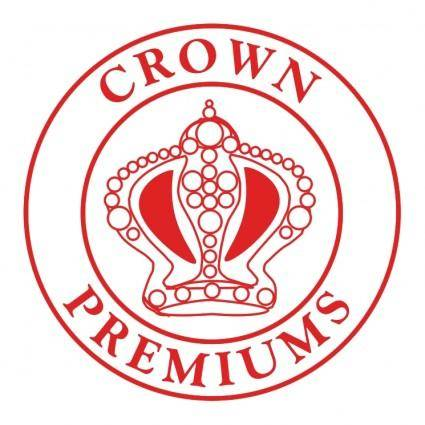 free vector Crown premiums