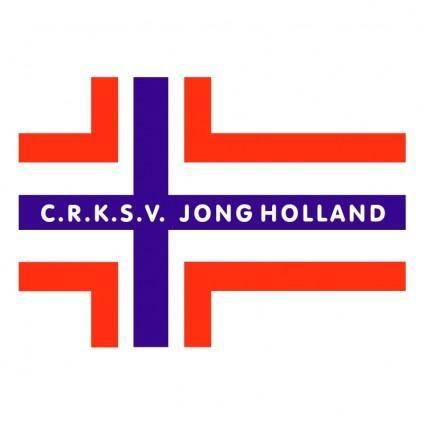 Crk sport verenigang jong holland de willemstad