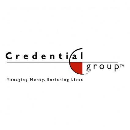 Credential group
