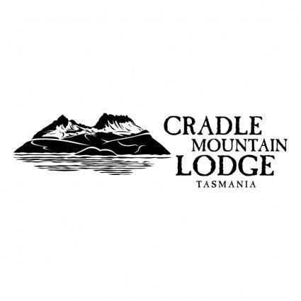 free vector Cradle mountain lodge