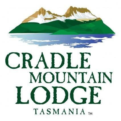 free vector Cradle mountain lodge 0
