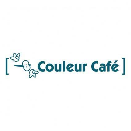 free vector Couleur cafe