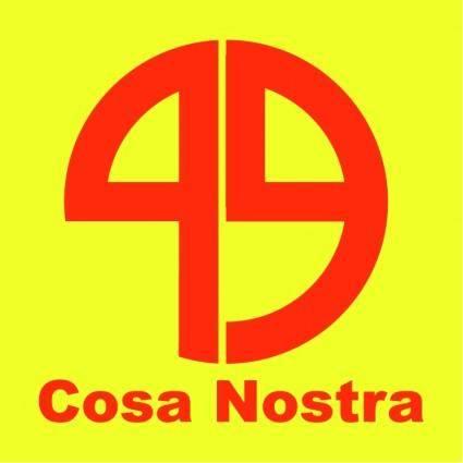 free vector Cosa nostra