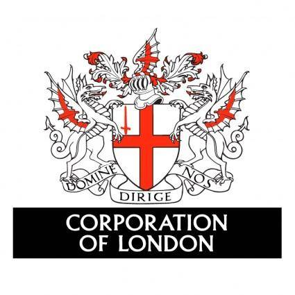 free vector Corporation of london