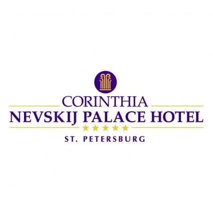 free vector Corinthia nevskij palace hotel