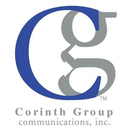 free vector Corinth group communications