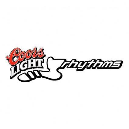 Coors light rhythms