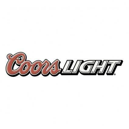 free vector Coors light 1