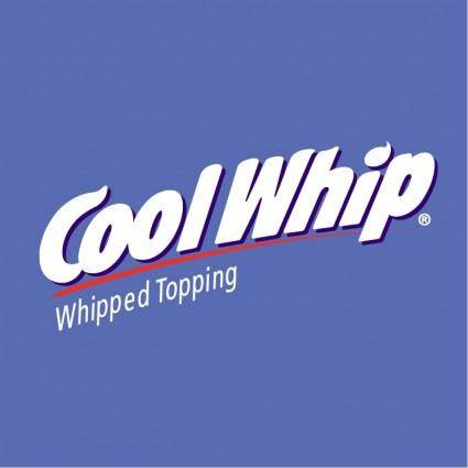 free vector Cool whip 0