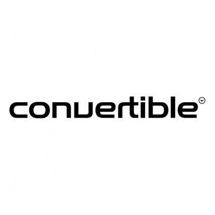 free vector Convertible
