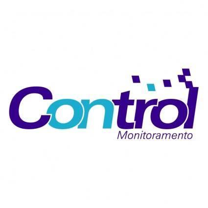 free vector Control monitoramento