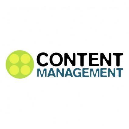 free vector Content management