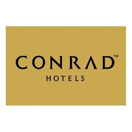 free vector Conrad hotels