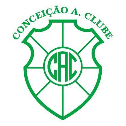 free vector Concecao atletico clube pb