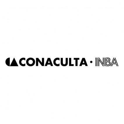 free vector Conaculta inba