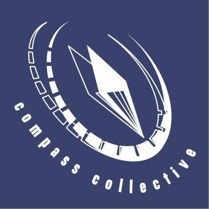 free vector Compass collective