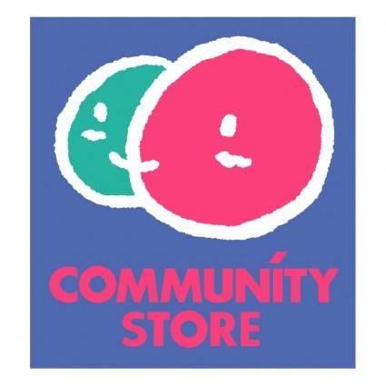 free vector Community store