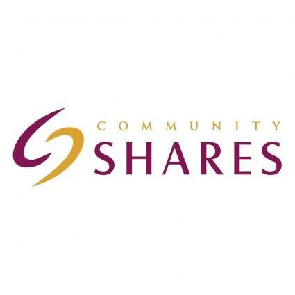 free vector Community shares