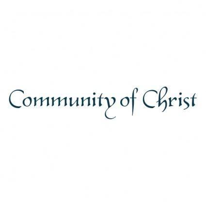 free vector Community of christ