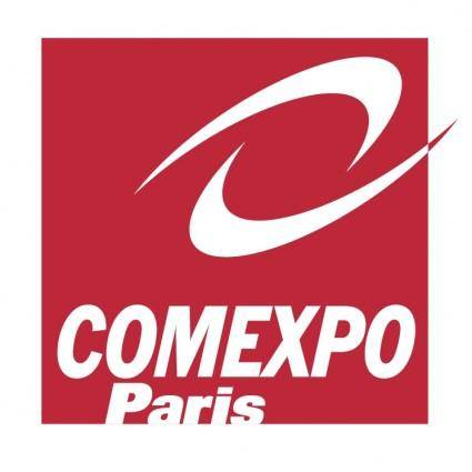 free vector Comexpo paris