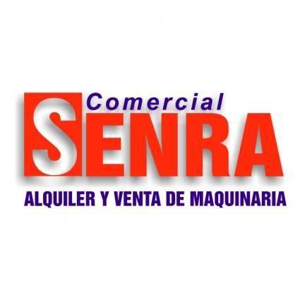 free vector Comercial senra