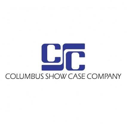 Columbus show case