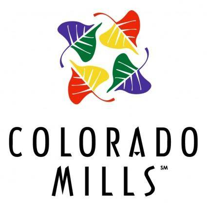 free vector Colorado mills