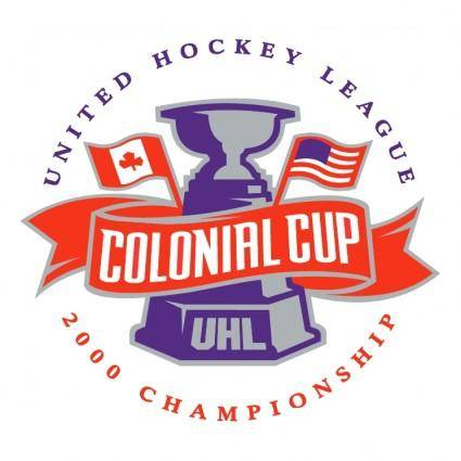 Colonial cup
