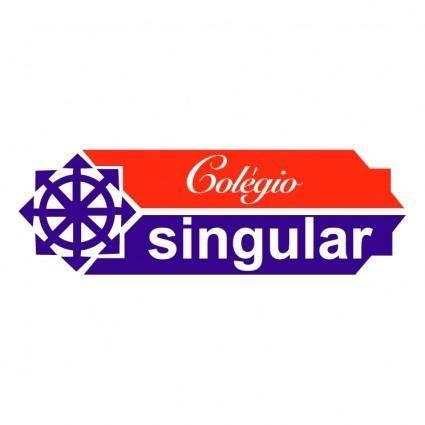 free vector Colegio singular