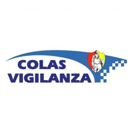 free vector Colas vigilanza