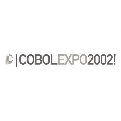 free vector Cobol expo 2002