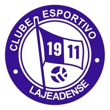 free vector Clube esportivo lajeadense de lajeado rs