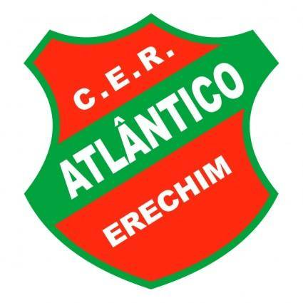 Clube esportivo e recreativo atlantico de erechim rs