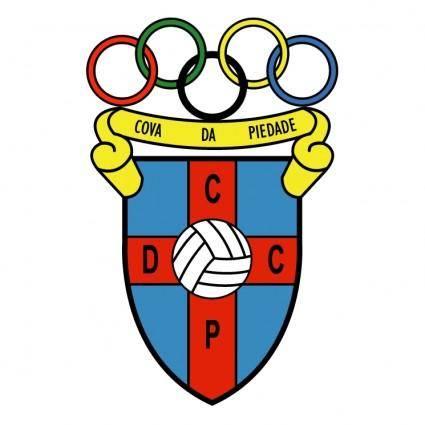 free vector Clube desportivo cova da piedade