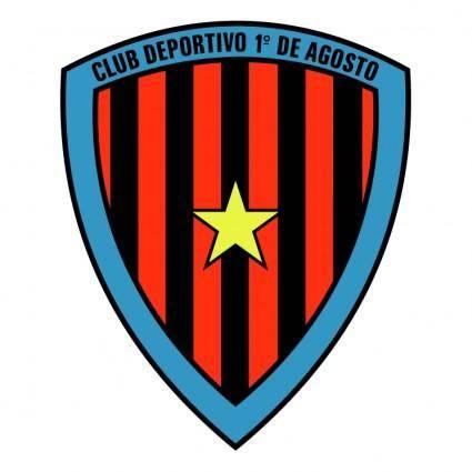 free vector Clube deportivo primeiro de agosto de luanda