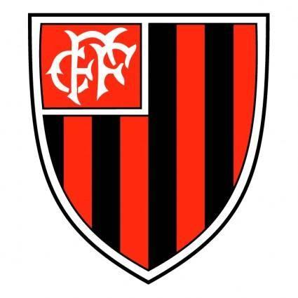 free vector Clube de futebol florestal de ibiruba rs