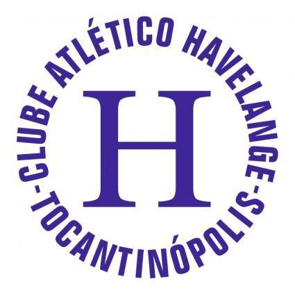Clube atletico havelange de tocantinopolis to