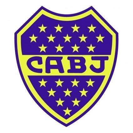 free vector Clube atletico boca juniors de viamao rs