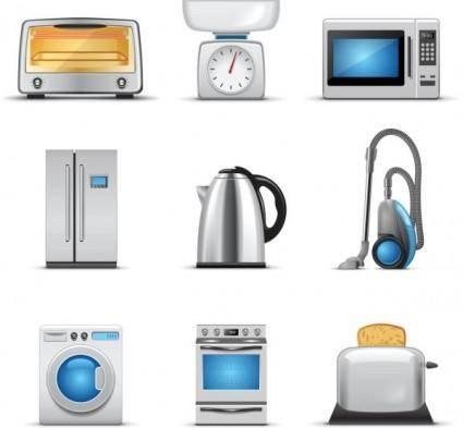 free vector Appliances 02 vector
