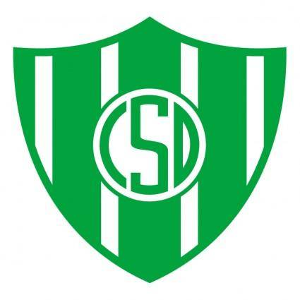 free vector Club sportivo desamparados de san juan